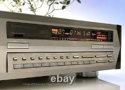 Yamaha CDX-2020 Referenzklasse CD Player, Titan, exklusiv Vintage, Audio Rarität